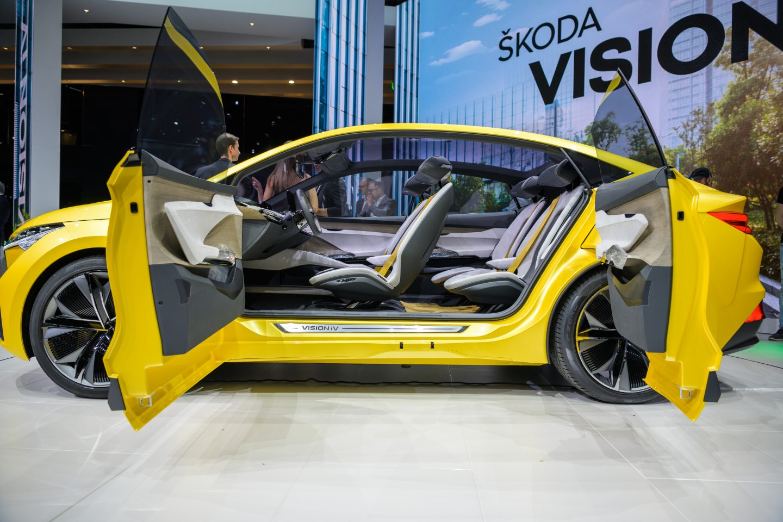 Skoda Enyaq será el nombre de la primera SUV eléctrica de la marca