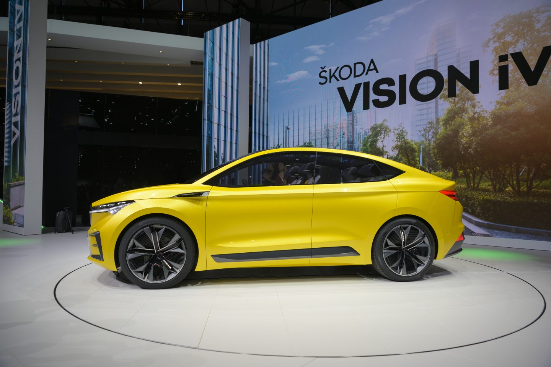 Skoda Enyaq será el nombre de la primera SUV eléctrica de la marc
