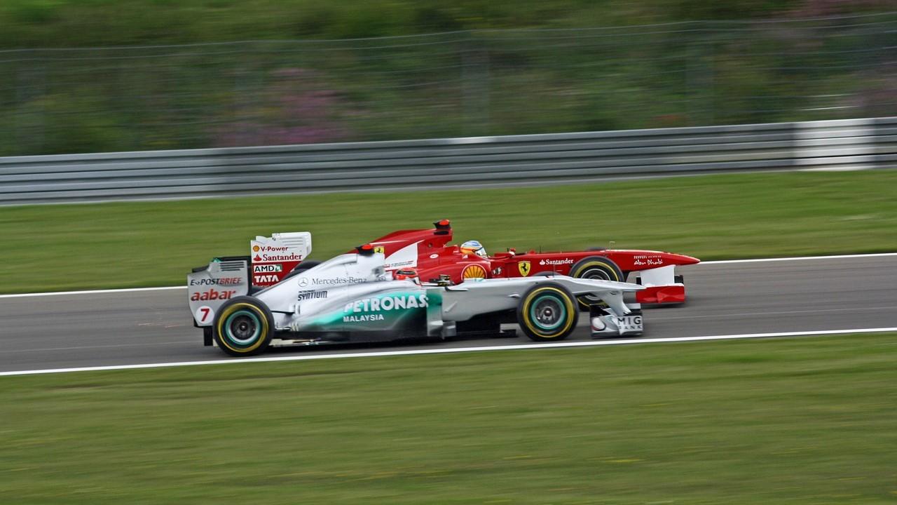 La reprogramación del Gran Premio de China es prácticamente imposible