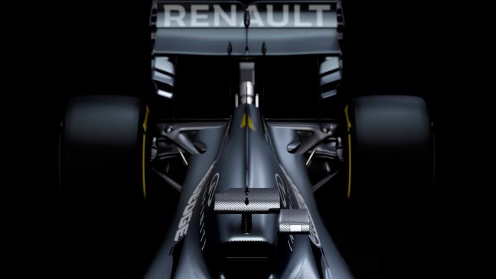 El Renault RS20 tendrá que pelear por el dominio de la media tabla