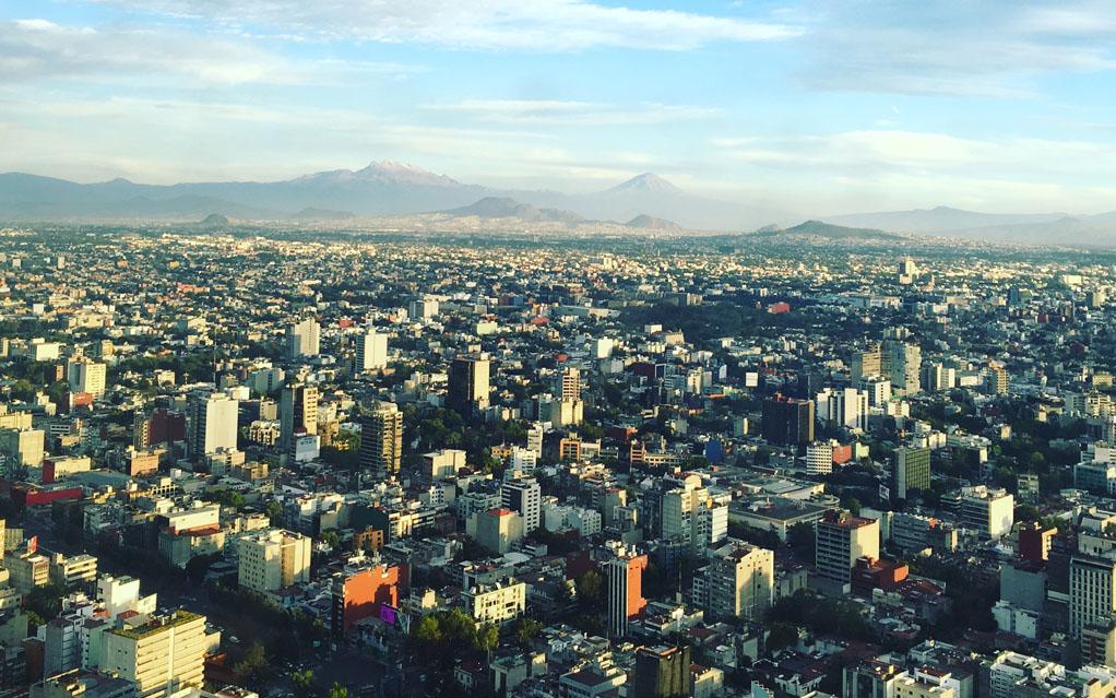 El cielo limpio en México es cada vez más difícil de ver