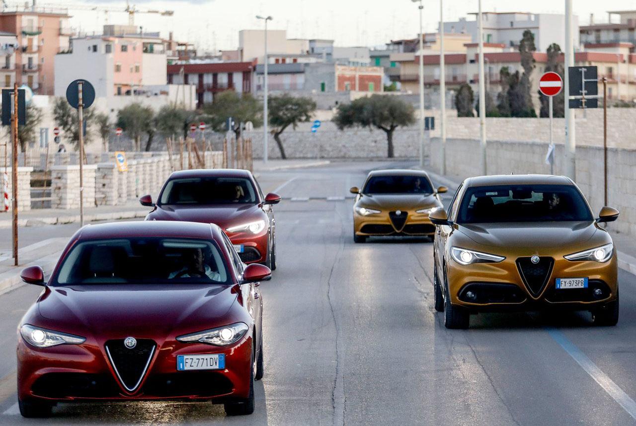 El Alfa Romeo Stelvio es un modelo deportivo
