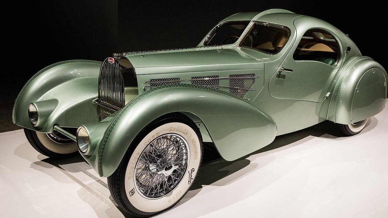 Bugatti desea preservar su legado a través de la restauración de autos clásicos