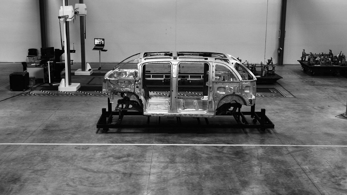 Canoo vehículo eléctrico