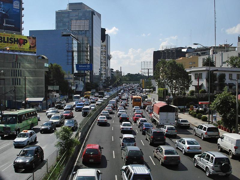 Así opera el secuestro de autos en México