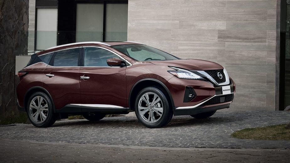 Su diseño Nissan Murano Exclusive AWD 2020 resena opiniones proyecta lujo y elegancia