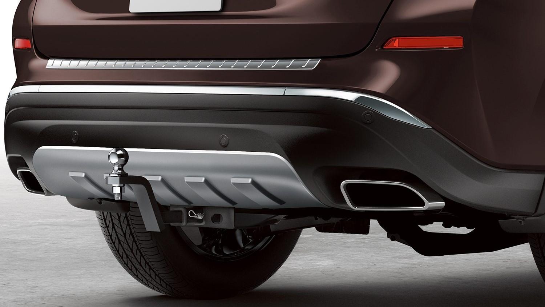 Nissan Murano Exclusive AWD 2020 resena opiniones Tiene algunos detalles que le dan un toque deportivo