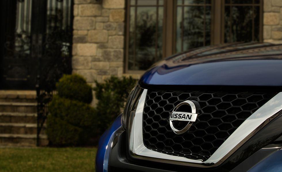 Nissan Murano Exclusive AWD 2020 resena opiniones Cuenta con la ya conocida parrilla con estilo V-motion