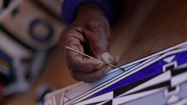 El Rolls-Royce Phantom que honra al arte africano