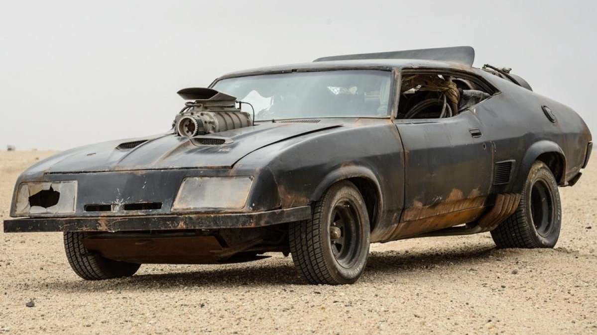 Sale A Subasta El Autentico Ford Falcon Xb Gt Coupe De Mad Max