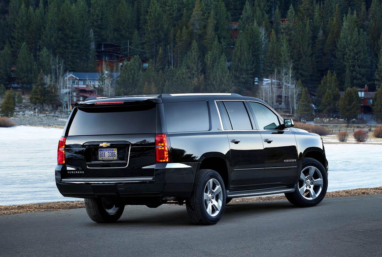 La Chevrolet Suburban es de las favoritas para el blindaje