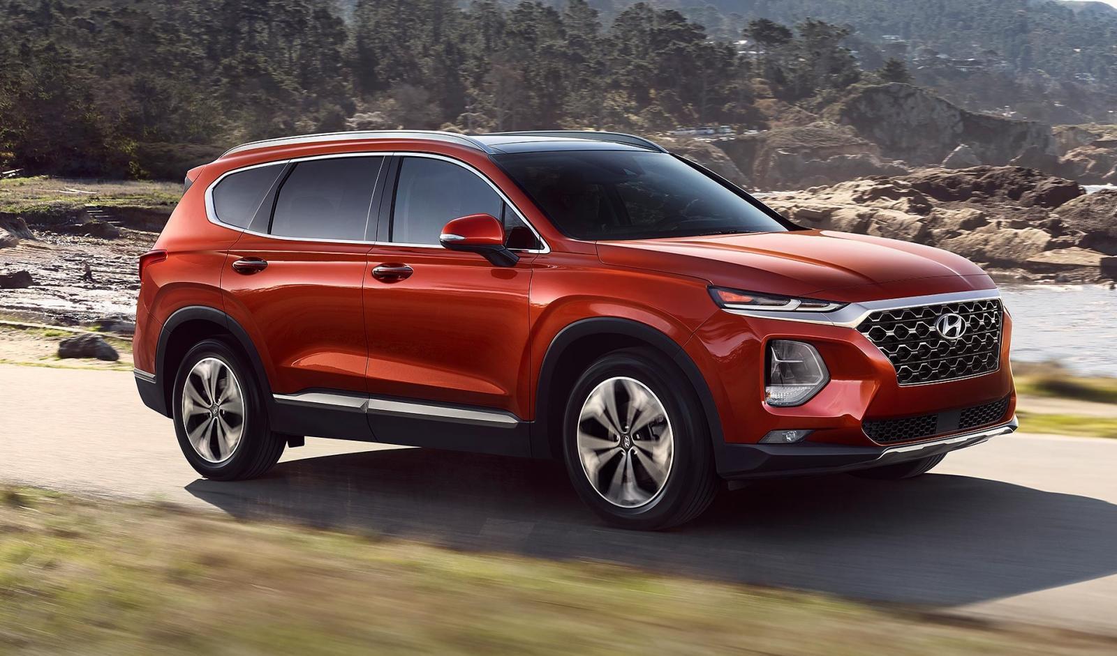 Hyundai Santa Fe precio 2