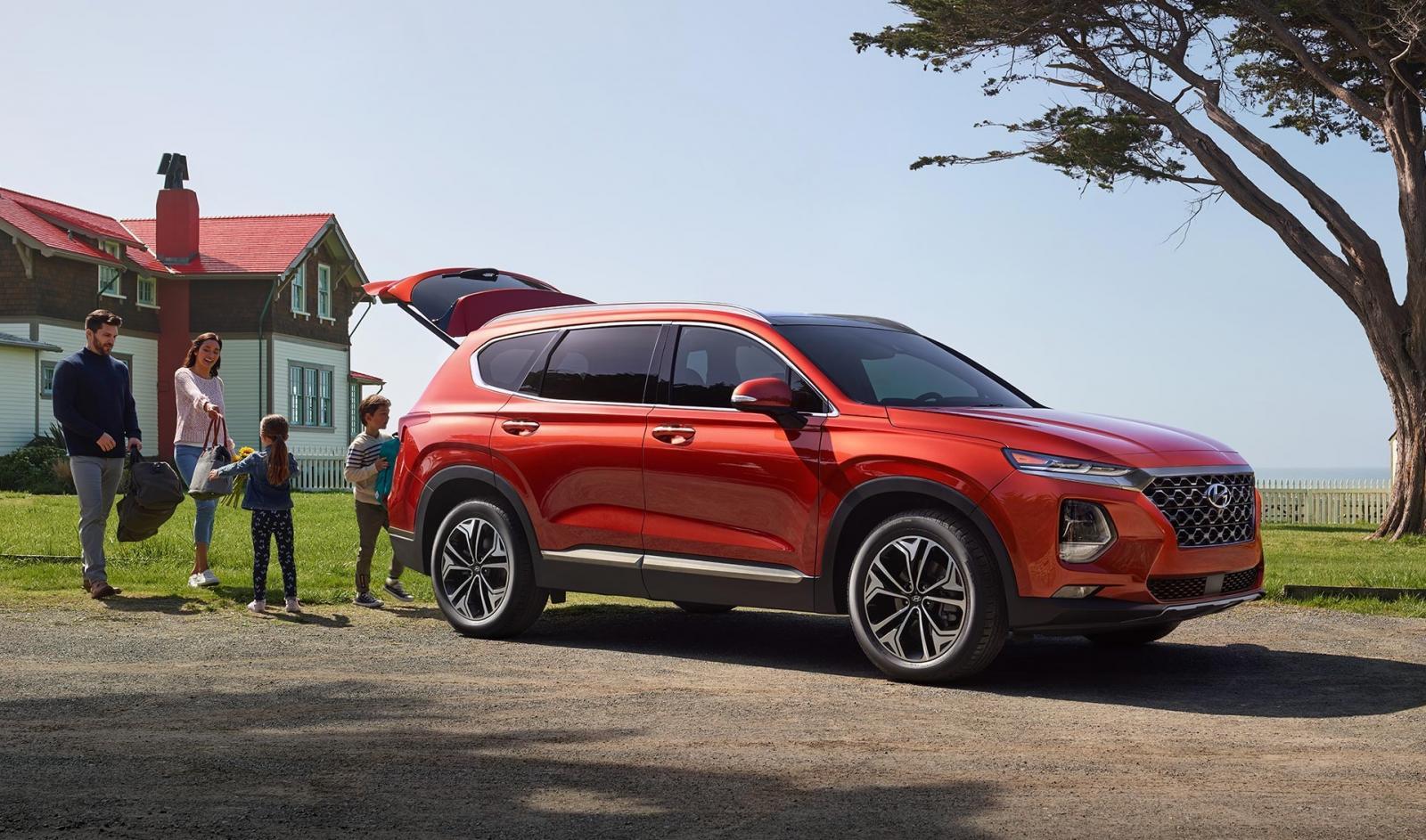 Hyundai Santa Fe precio 5