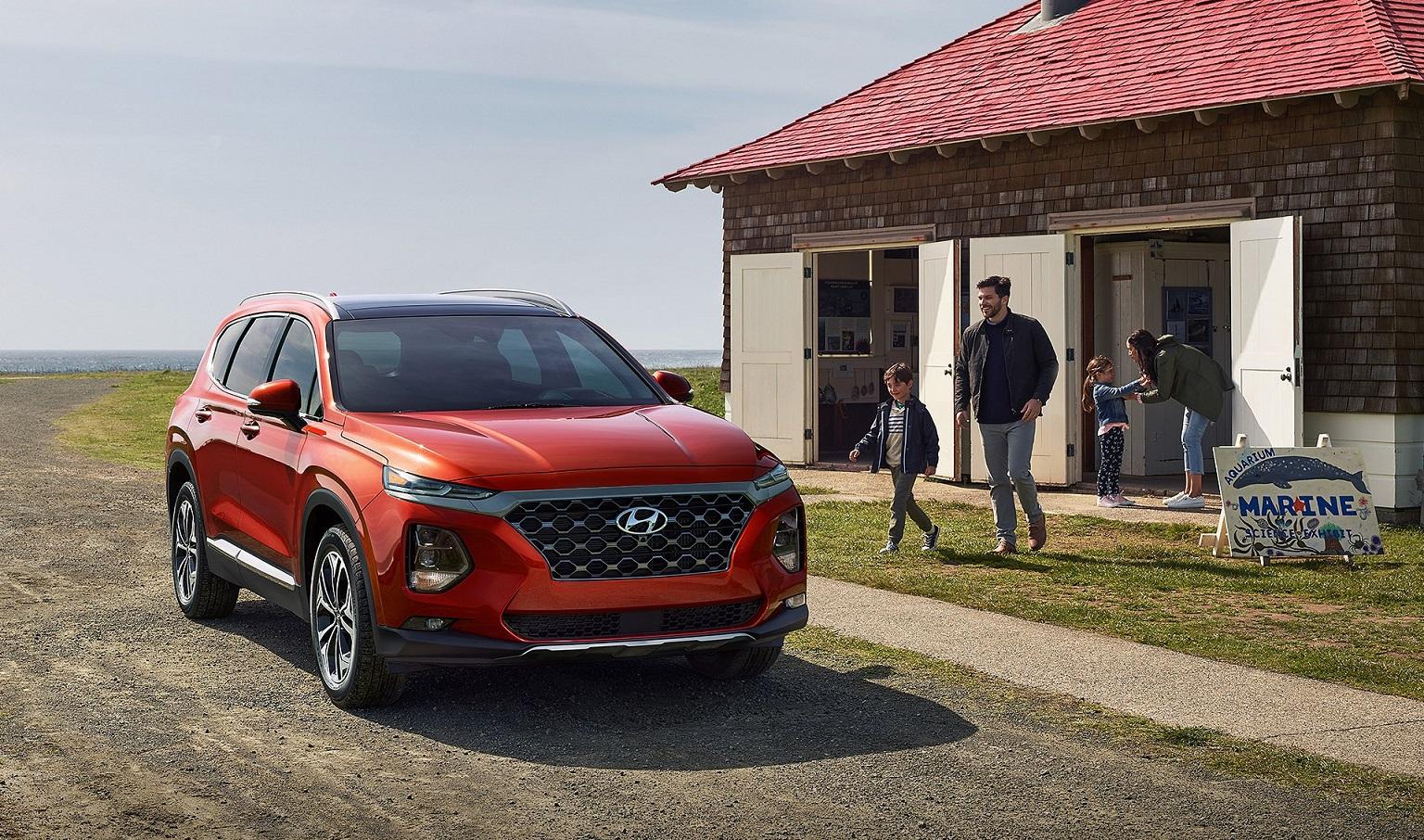Hyundai Santa Fe precio 3
