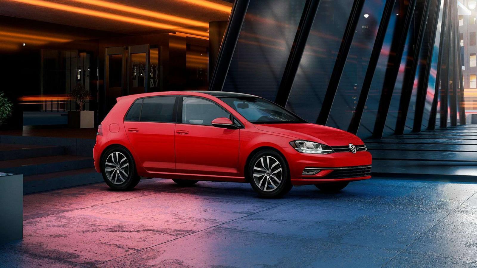 Volkswagen Golf Highline 2020 resena opiniones