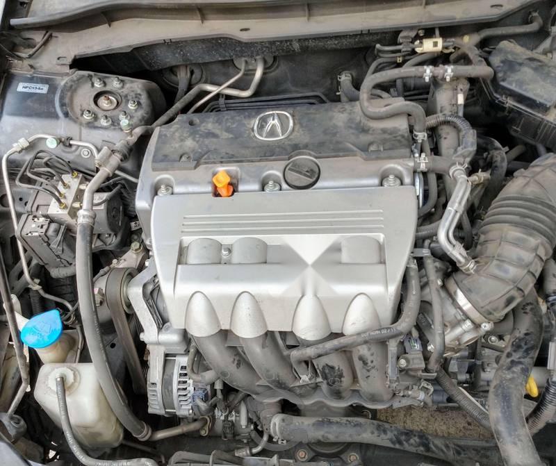 Acura TSX Precio Muy Asequible 1196348