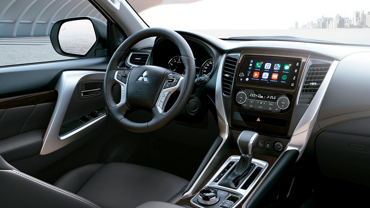 Mitsubishi Montero Sport 2020 Resena Dinamismo Y Equipamiento Para