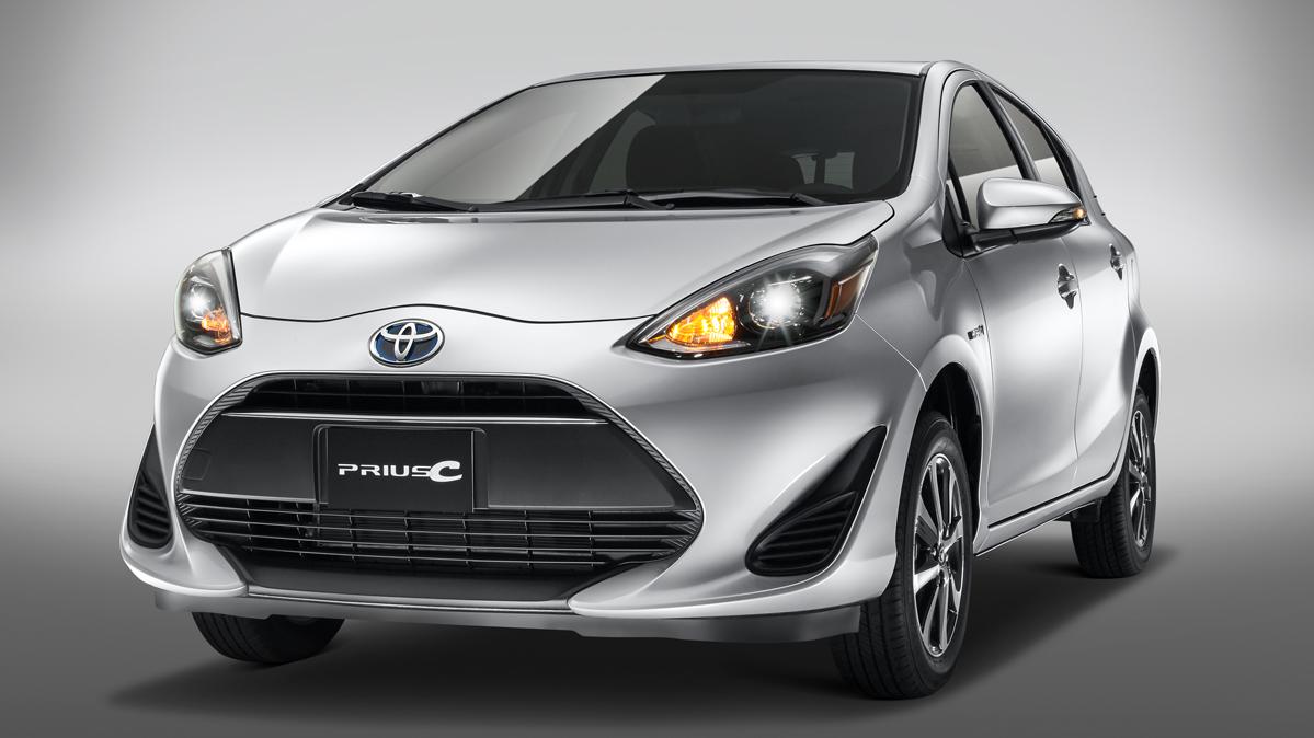 Toyota Prius C 2020 resena opiniones Posee un diseño atractivo, fresco y juvenil