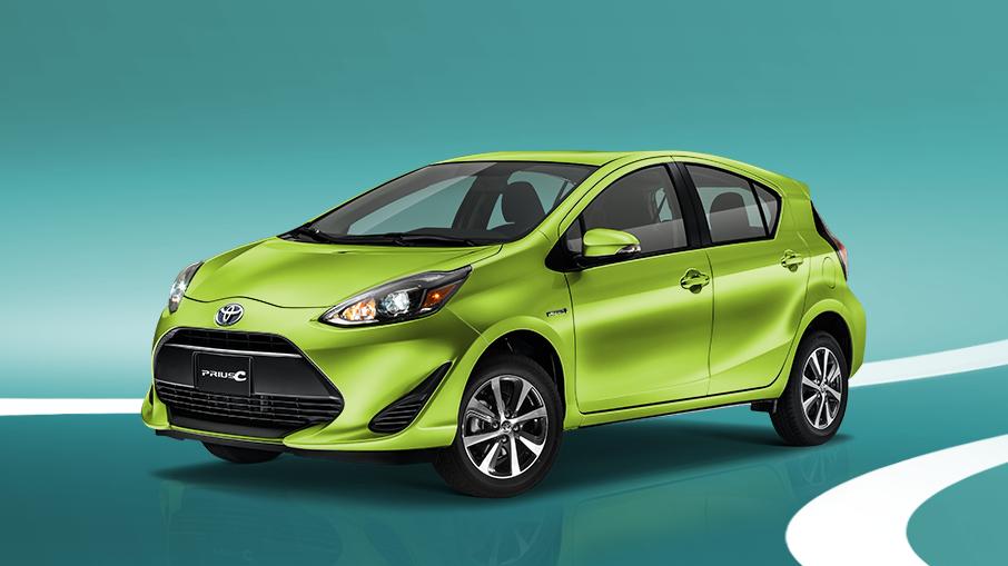 Toyota Prius C 2020 resena opiniones Posee una apariencia enérgica gracias a su amplia gama de colores