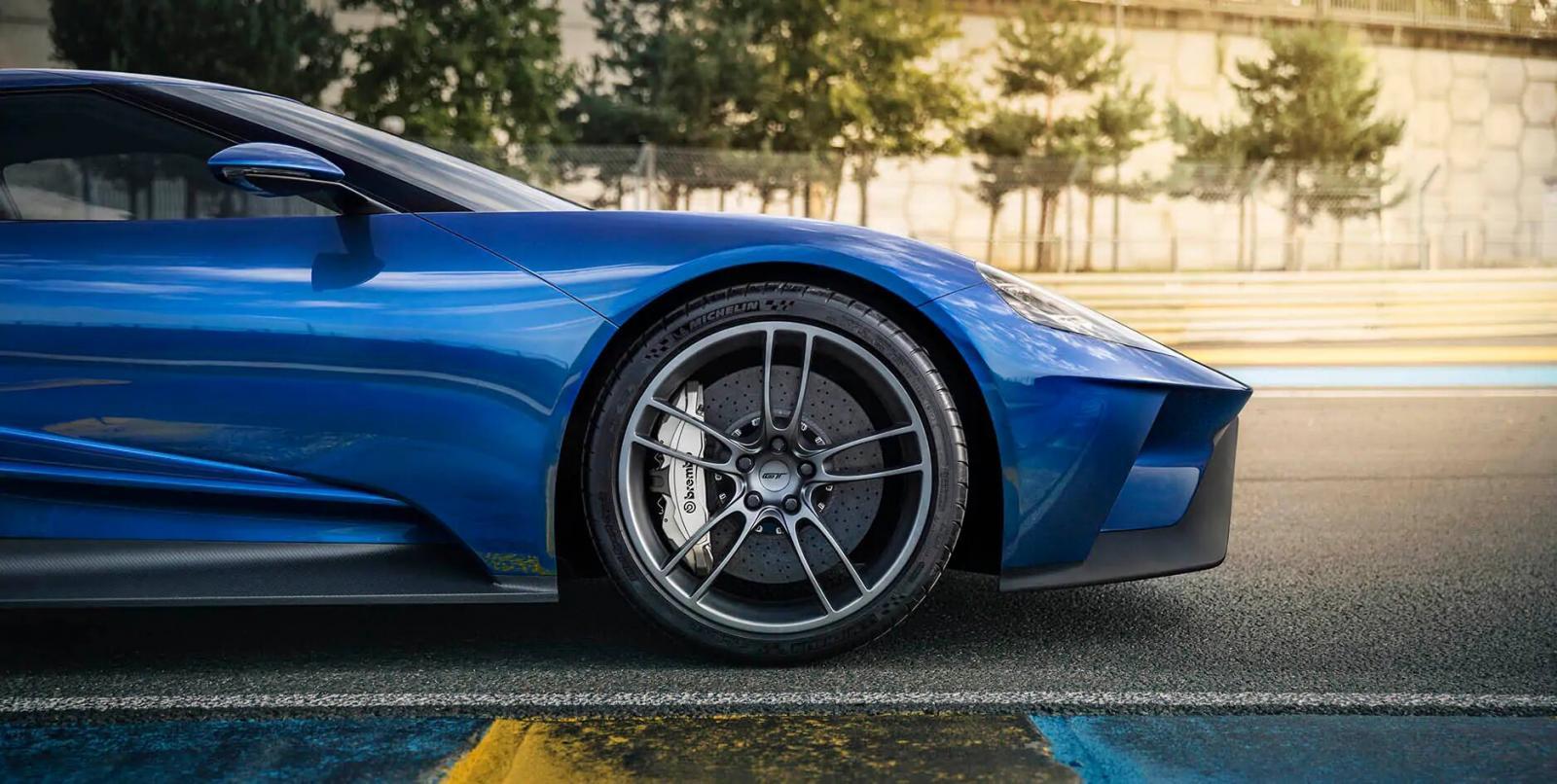 El Ford GT 2020 precio en México busca honrar su legado