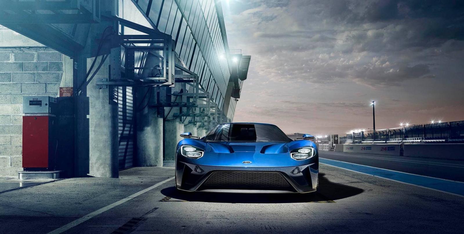 El Ford GT 2020 precio en México es un auto muy exclusivo y cargado de una gran historia