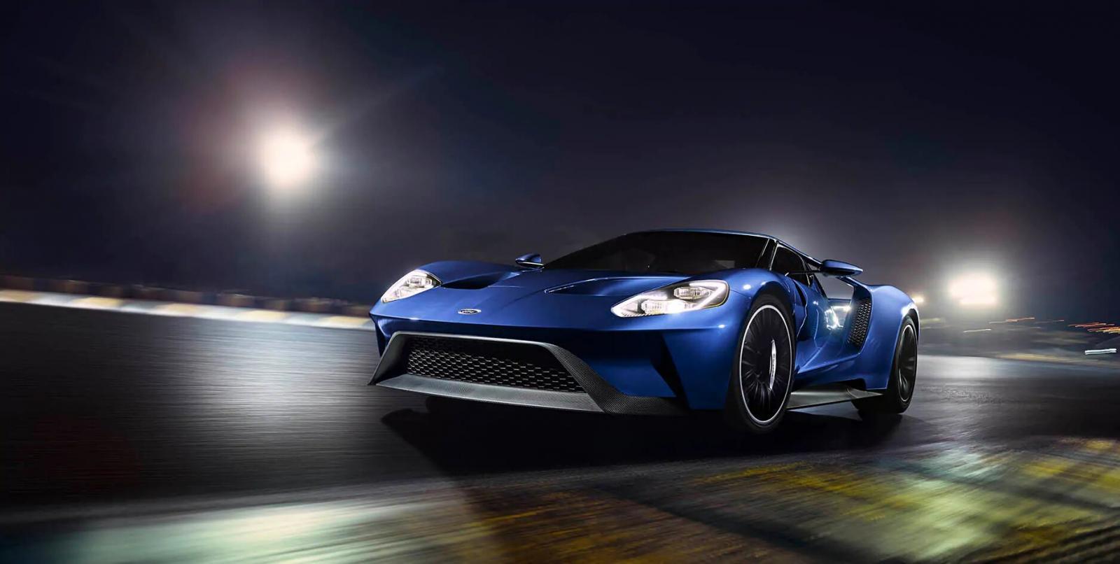 El Ford GT 2020 precio en México tiene un precio que parte de los 12 millones de pesos