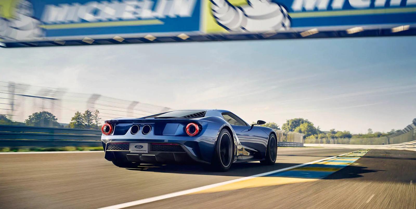 Ford GT 2020 precio en México Muestra sus mayores virtudes en carretera o en circuito