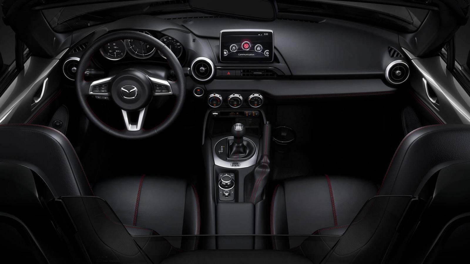 Mazda MX-5 RF i Grand Touring 2020 resena opiniones