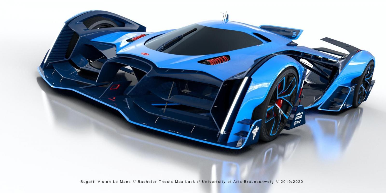 Bugatti Le Mans 1