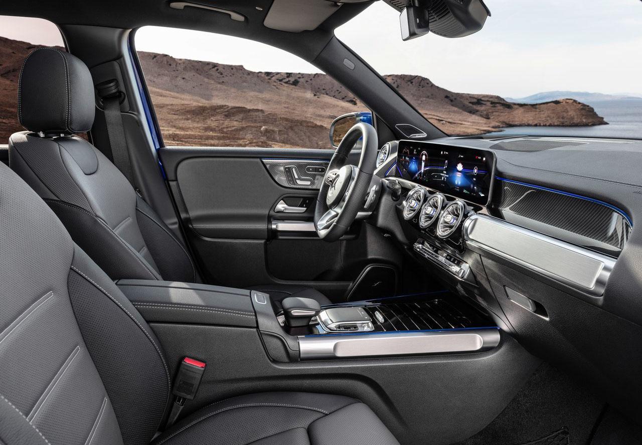 Mercedes-Benz GLB 2020 Reseña - Calidad y estilo europeo ...