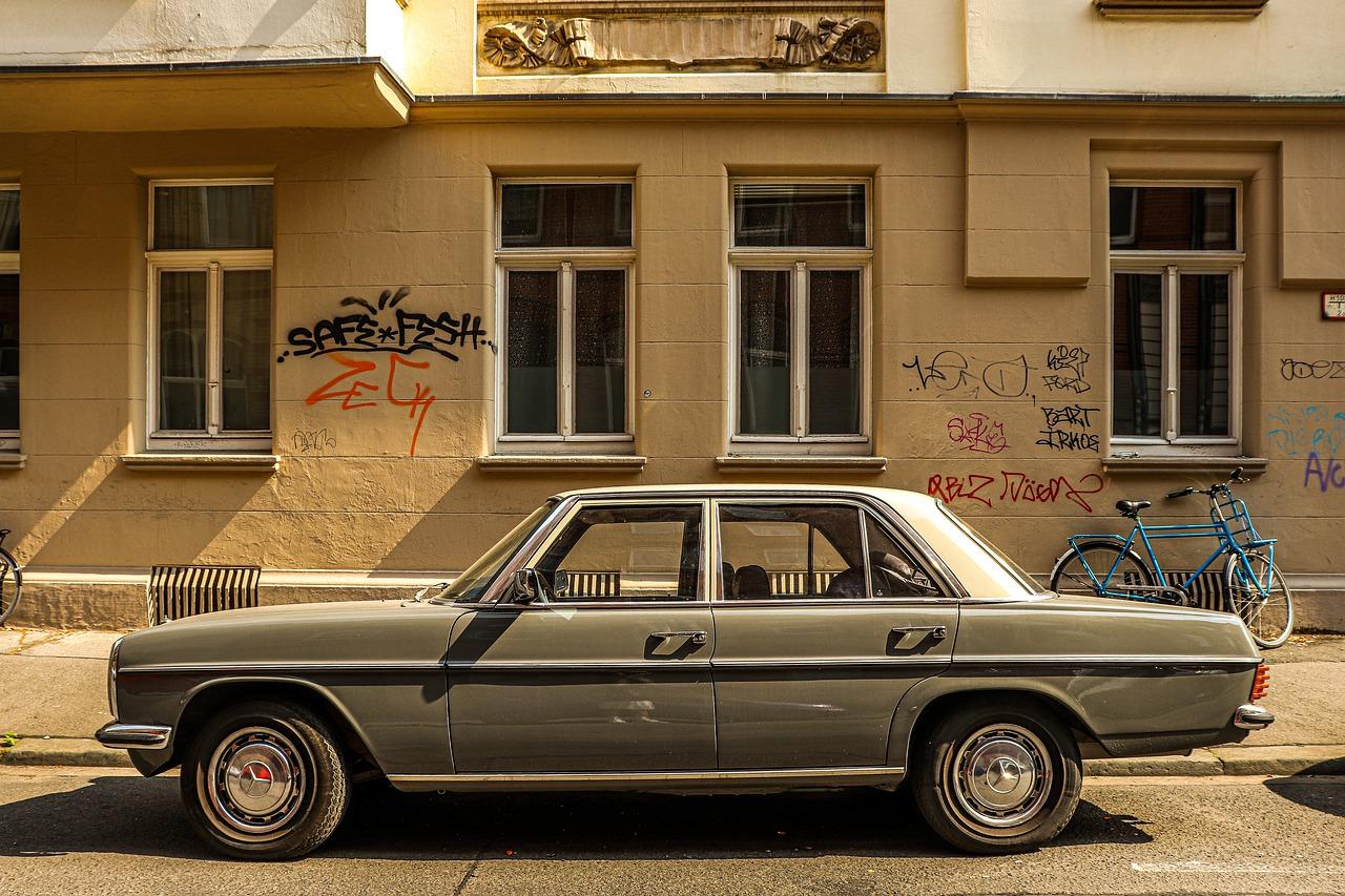 Diferencia entre aceite sintetico y mineral: Auto antiguo
