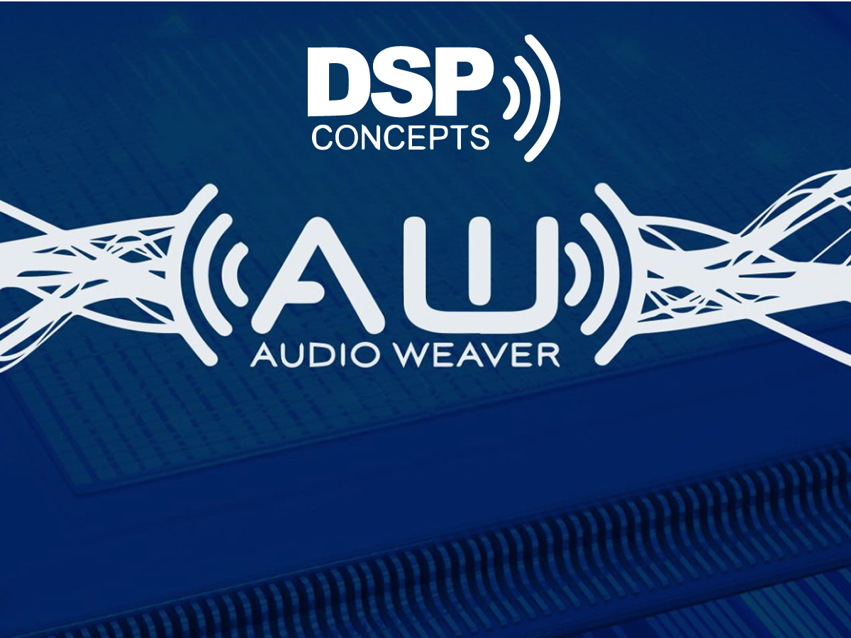 DSP Concepts Audi Weaver