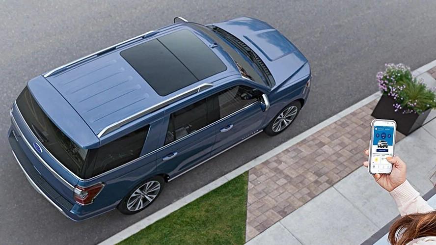 Ford Expedition Platinum 2020 resena opiniones Cuenta con varias asistencias para la conducción