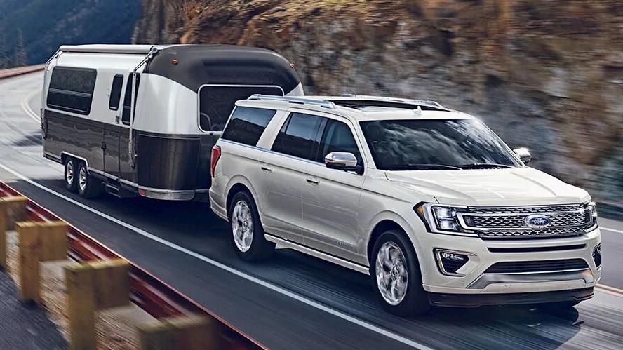 Ford Expedition Platinum 2020 resena opiniones Se mueve con relativa facilidad gracias a su motor V6 twin turbo