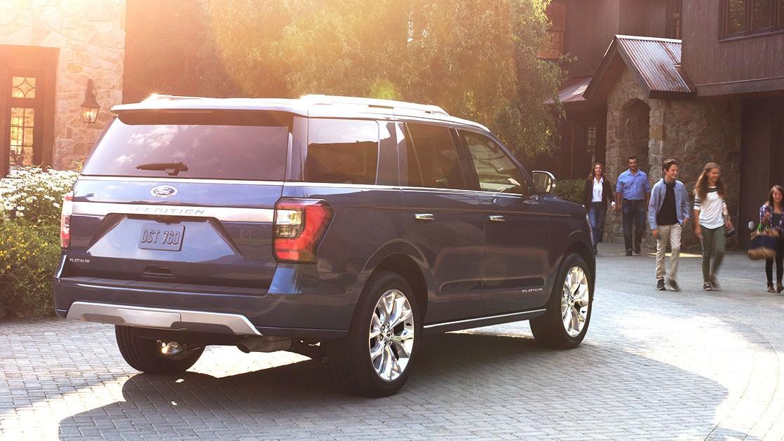La Ford Expedition Platinum 2020 resena opiniones es la que ofrece mejores acabados y tecnología