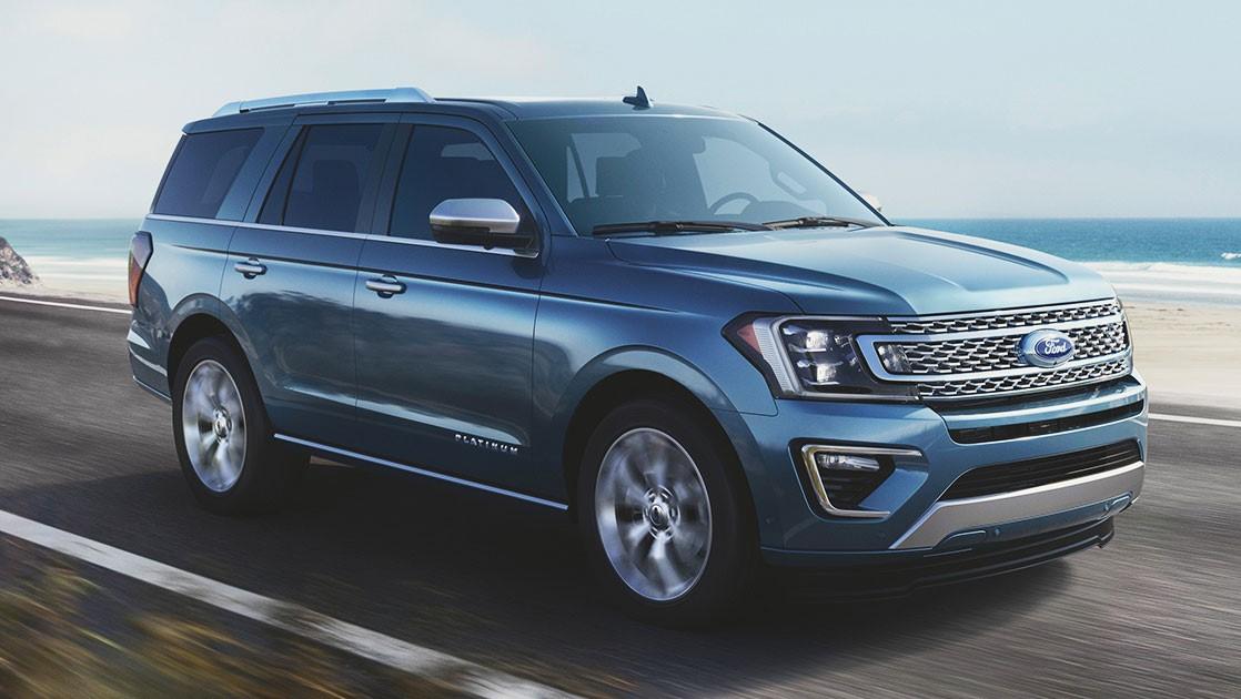 Ford Expedition Platinum 2020 resena opiniones Luce refinada y elegante pese a su tamaño monumental