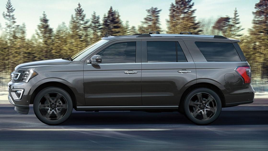 Ford Expedition Platinum 2020 resena opiniones Se adaptará al estilo de vida de las familias numerosas