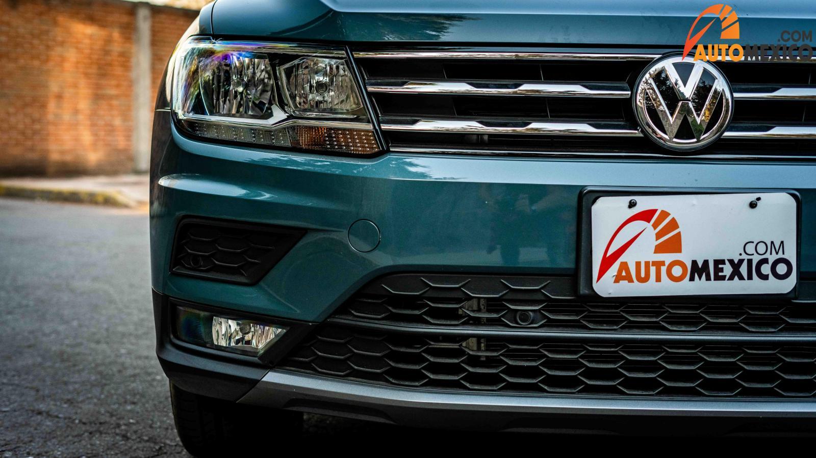 Volkswagen Tiguan 2020 precio en México