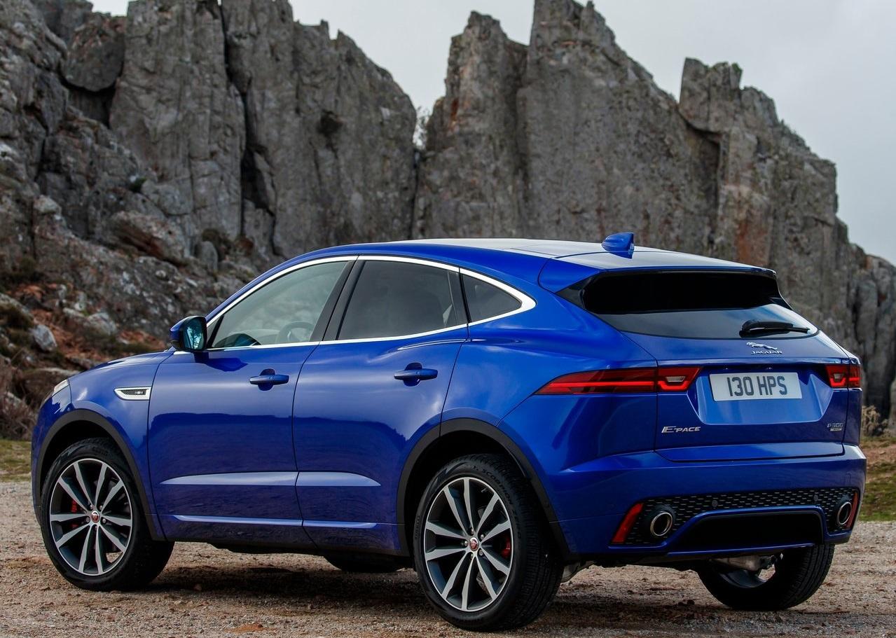 Jaguar E-Pace 2020 precio en México