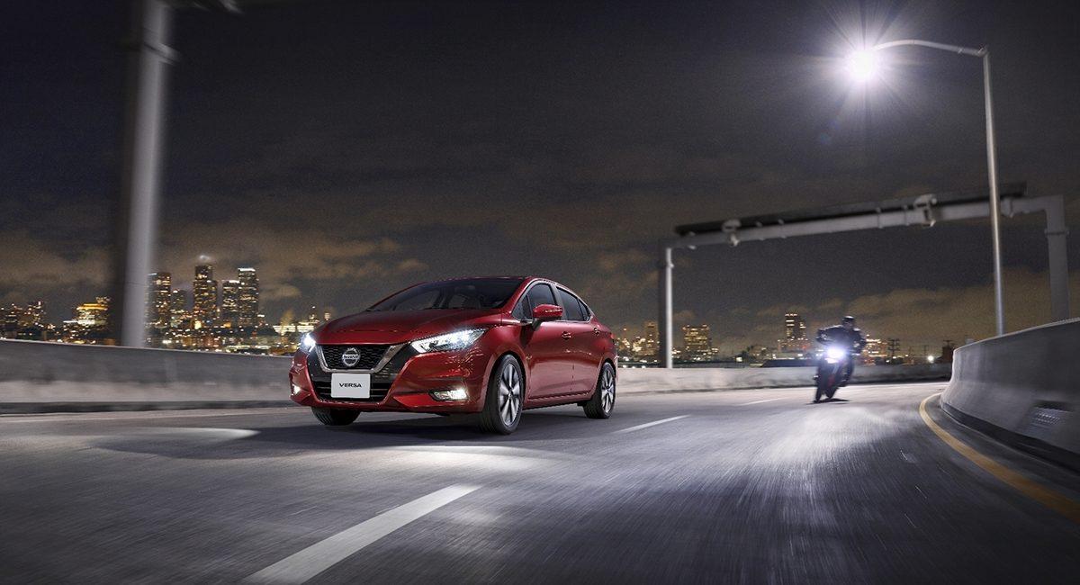 Nissan Versa seguridad 1