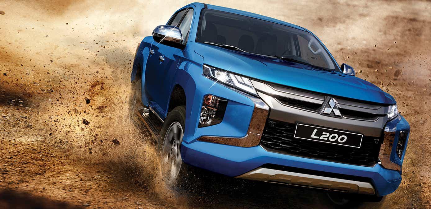 La Mitsubishi L200 GLX Diésel TM 2020 resena opiniones se vende en dos versiones en México