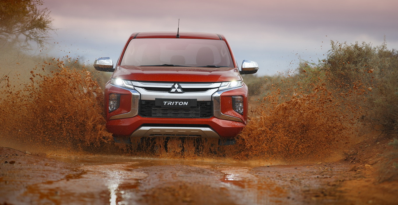 La Mitsubishi L200 GLX Diésel TM 2020 resena opiniones recibió algunas actualizaciones