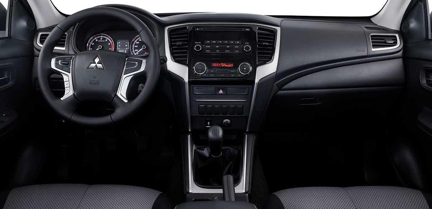 La Mitsubishi L200 GLX Diésel TM 2020 resena opiniones se ve más imponente