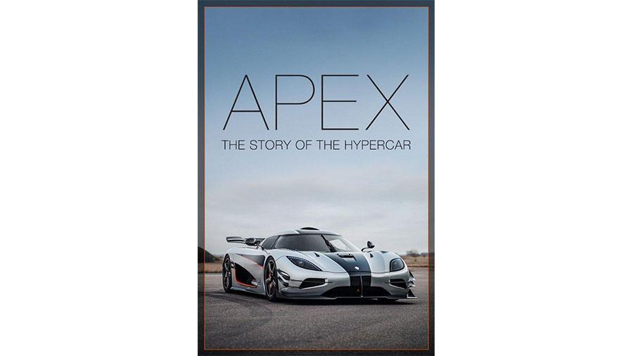 APEX: The history of the hypercar presenta todo lo que existe detrás del diseño y la construcción de los superdeportivos