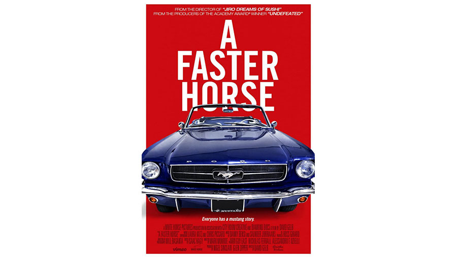 A faster horse es un documental perfecto para conocer los orígenes del Ford Mustang