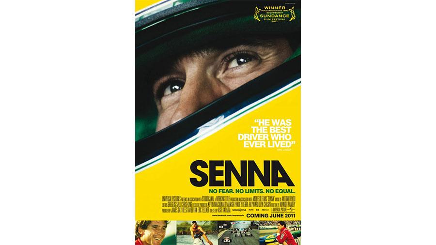 Senna es uno de los documentales que no puedes dejar de ver