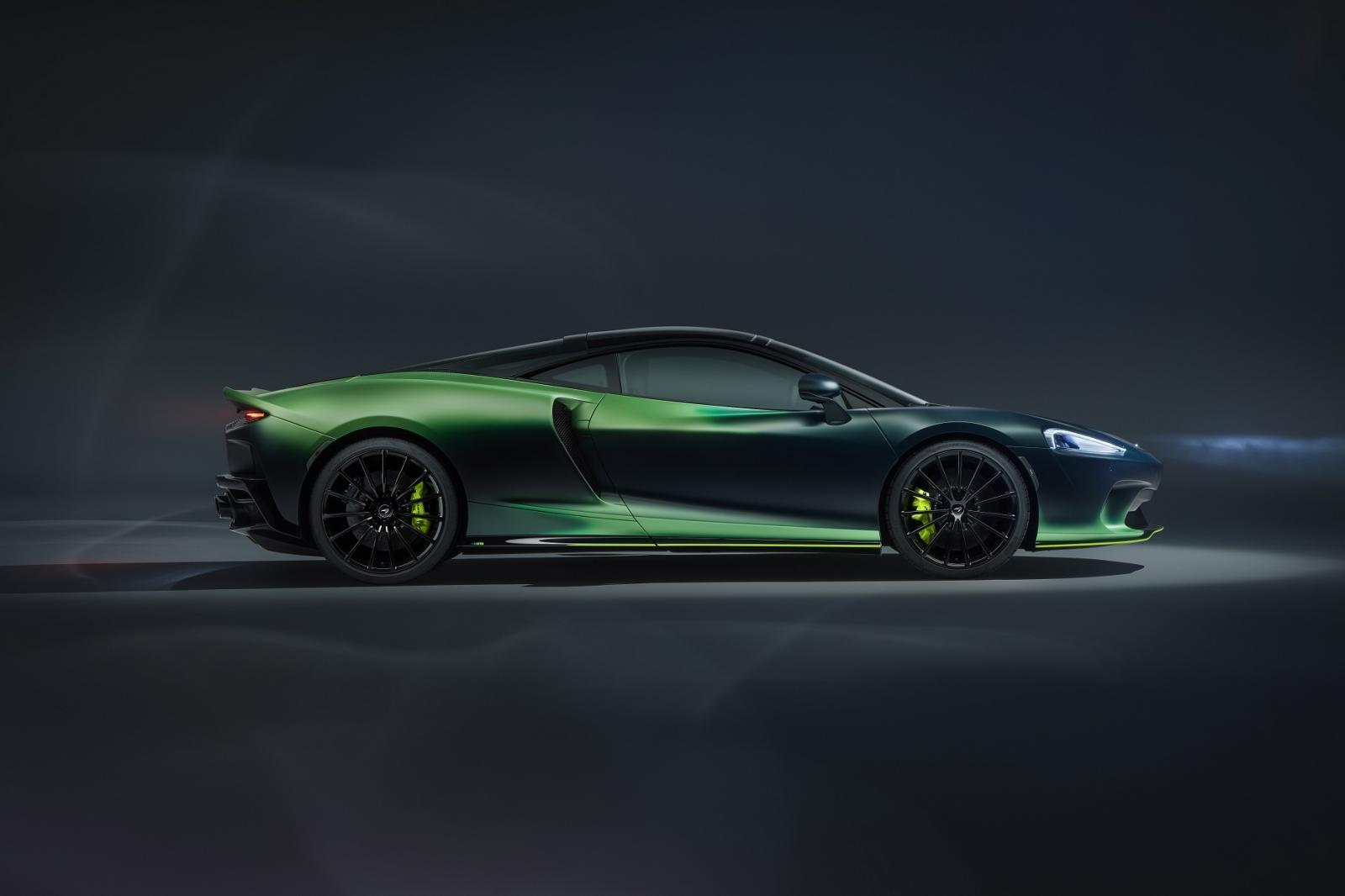McLaren Verdant Theme GT