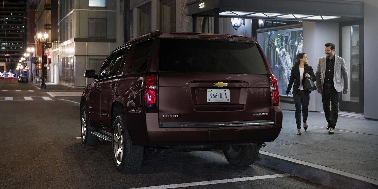 Chevrolet Tahoe Premier 2020 resena opiniones Es una camioneta funcional, práctica y conservadora