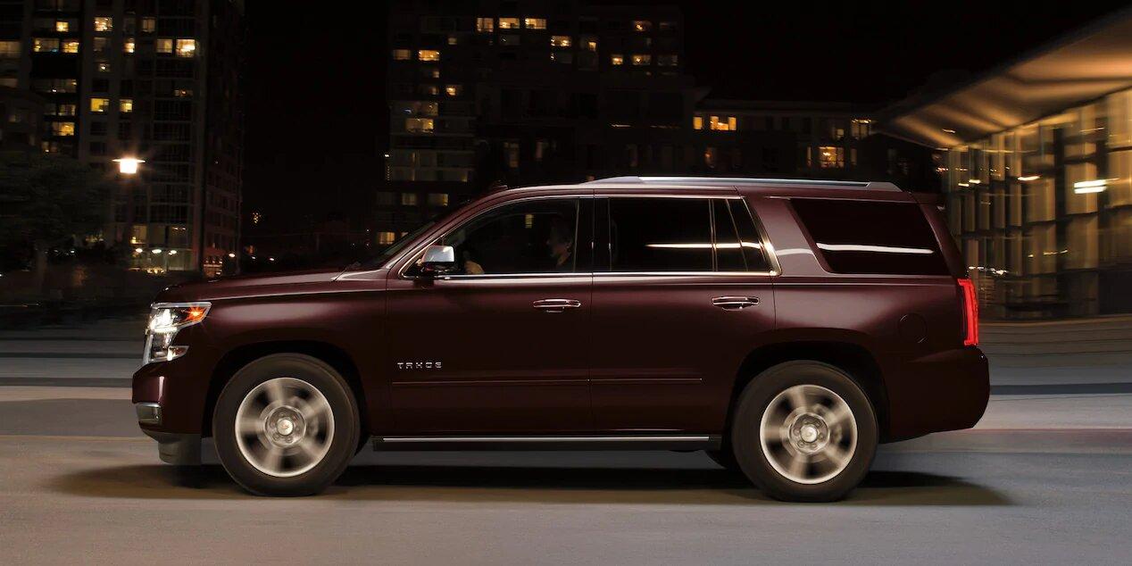 Chevrolet Tahoe Premier 2020 resena opiniones Tiene una apariencia que transmite elegancia y funcionalidad