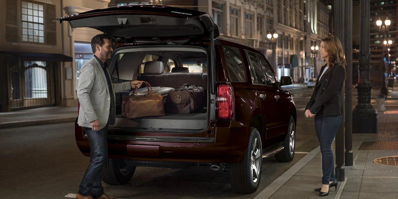 Chevrolet Tahoe Premier 2020 resena opiniones Entre sus principales virtudes está su versatilidad
